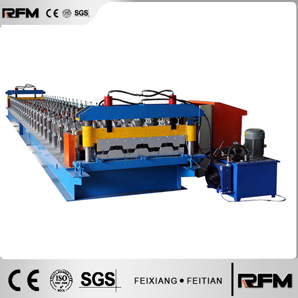 Floor Ceramic Tiles Making Machinery Floor Panel Forming Machine Manufacturer