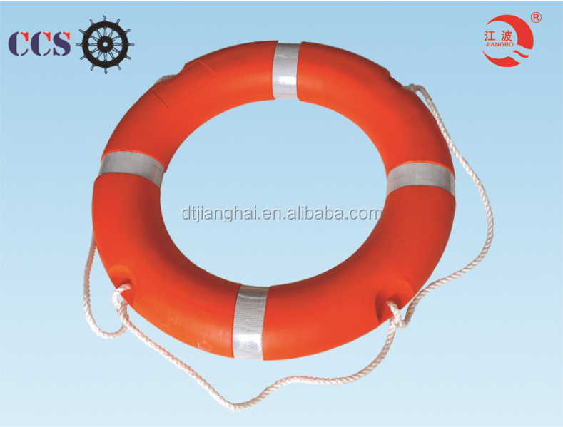Life Buoy Rescue Ring/ Marine life buoy/ SOLAS approved