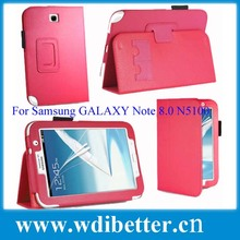 Leather Stand Case Cover for New Samsung Galaxy Note 8.0 GT-N5100/N5110