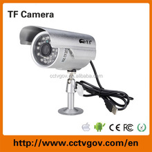 Cheapest CCTV Camera 24pcs IR LEDs Cmos Support Micro Sd Card Security Camera Plug And Play