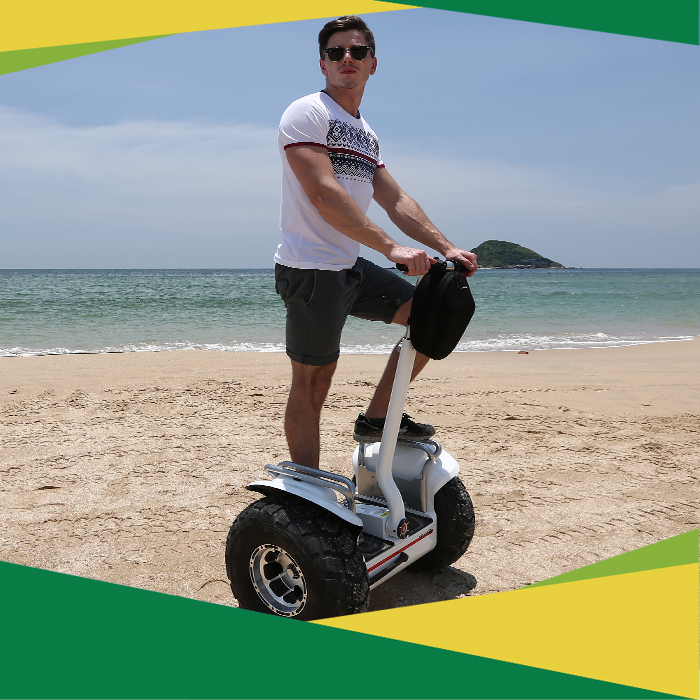 19 inch 2 wheels brushless motor electric scooters