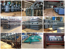 high building construction flyash AAC light block machine/AAC production line/autoclaved aerated concrete block production line