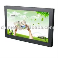 32'' Wall Mounting LCD PC TV with Touch Screen