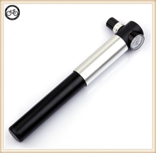 2015 take table two-way high pressure aluminum alloy bicycle portable pump
