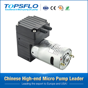 DC Brush Motor Micro Mini Gas Diaphragm Pump/Diaphragm Vacuum Pump