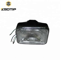 Motorcycle headlight for CG125 head lamp for JAGUARs 150