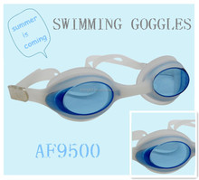 Funny Cartoon Kids Swimming Goggles For Children