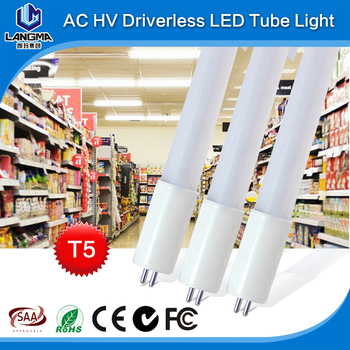 Superfine g5 base dimmable ac tube langma newest t5 led tube 30cm
