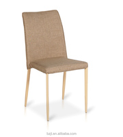 Famous wooden paper leg funiture cheap office restaurant dining metal chair XS-2363 table and chair