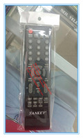 cheapest hot sale common tv use for sankey remote control