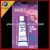 Mystic Smoke From Fingers Magic Trick