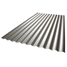 0.7 mm Thick Cold Rolled Aluminum Zinc Corrugated Roofing Sheet Steel Coil Price Metal Roof Wall