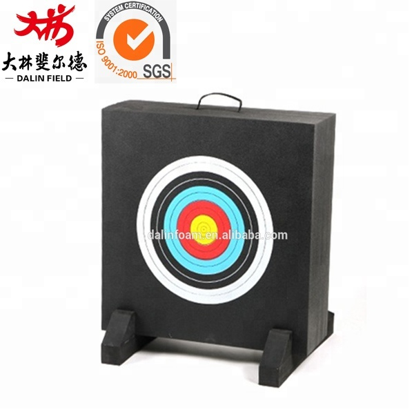 Factory direct wholesale xpe foam archery target