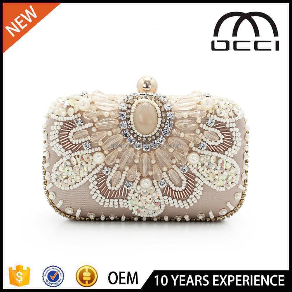 2017 Luxury women cluth bag evening purses clutches SC3029