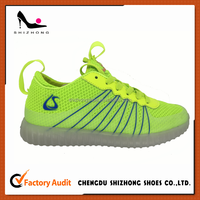 Fashionable High Profit LED light shoes product made in China