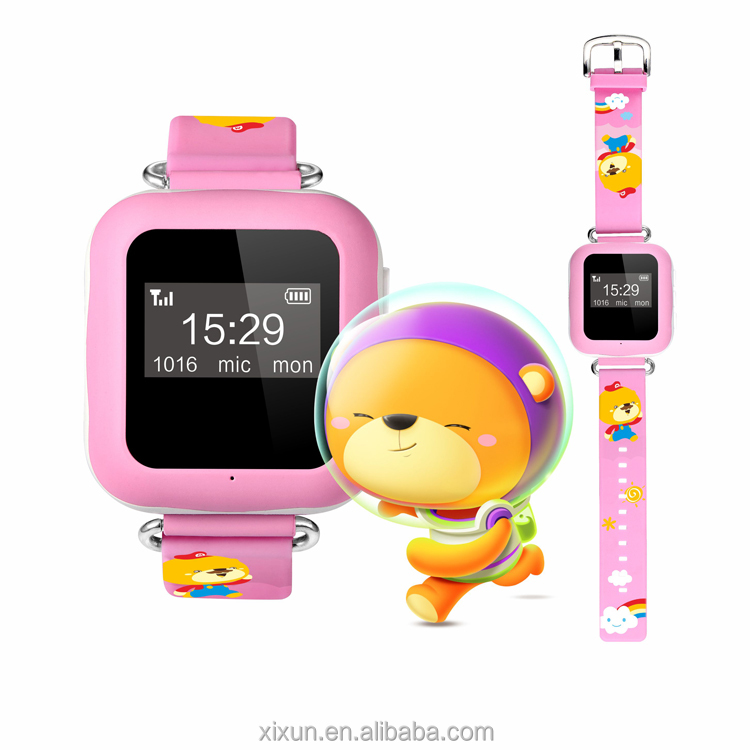 High quality colorful 3g smart watch phone android waterproof ip67 kids tracking device
