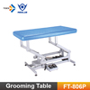 FT-806P Durable Electric Dog Grooming Table Pet Lifting Table with Plastic Top