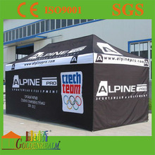 Professional full colour dye sublimation printing large tent