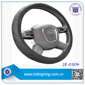2014 hot sales car accessories covers steering wheel for truck