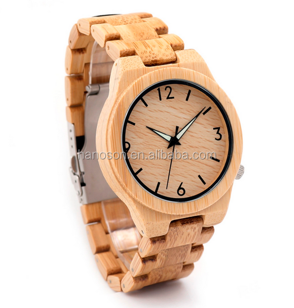 Wooden wrist watches mens ladies watches wood color cheap wooden watches wholesale bobo bird brand