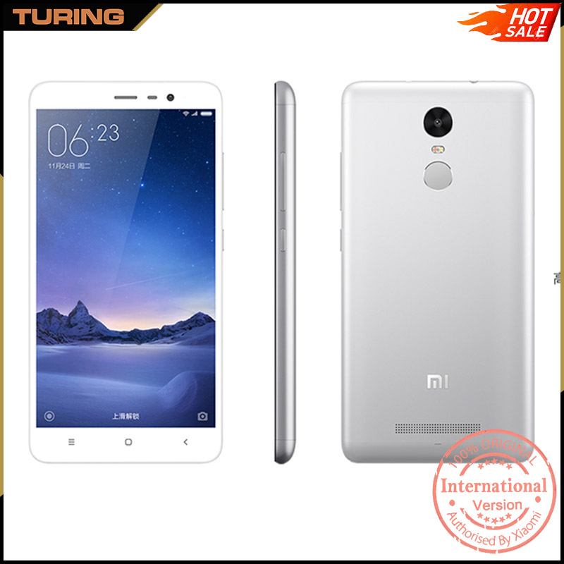 Xiaomi Redmi Note 3 Red Mi Note3 China Spain Java Games Touch Screen For Old People Mobile Phone Android