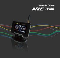 AVE TPMS car security alarm system