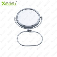 Hot Sales bath accessory set rearview mirror bathroom mirror with magnifier fancy bathroom mirrors