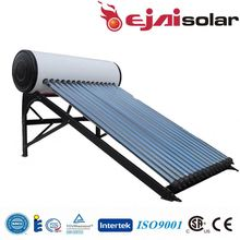 Compact Pressure Solar Water Heater With Laser Welding Technology
