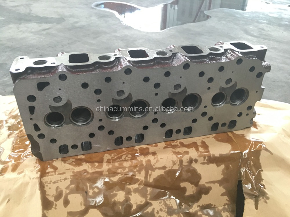 Manufacture A2300 engine head 4900995 with ISO/TS 16949 certification