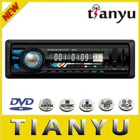 2013 hot sale 1 din car radio audio mp3 player with fm aux usb