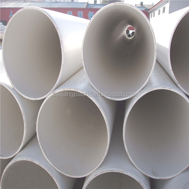 China Flexible Plastic Pipe and Tube Suppliers for Water Supply and Drainage