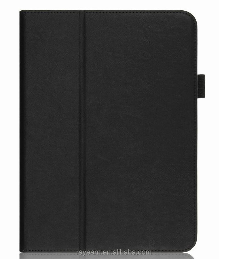 Black Leather Case For Samsung Galaxy Tab 4 10.1 Inch Tablet Pc Protective Case
