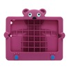 Screen protector with shoulder strap and rotate stand cover case for Mini 4 iPad case for iPad