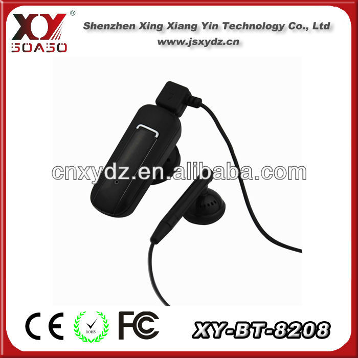 2013 New arrival stylish bluetooth earphone attachments