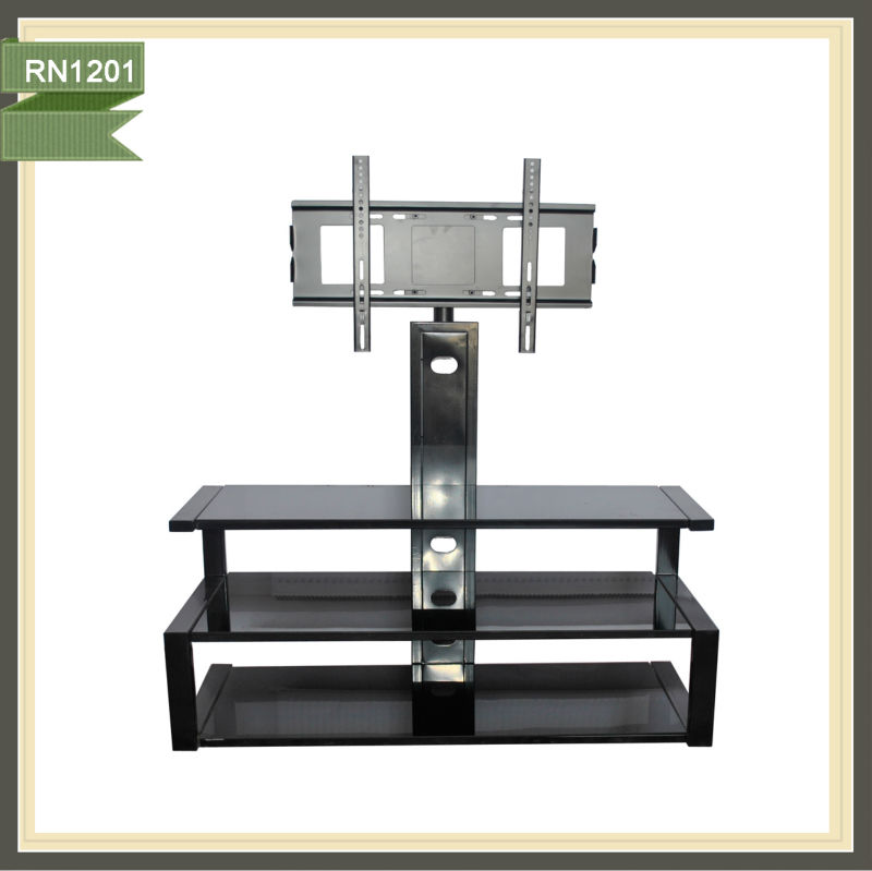 iron corner tv trolley stand RN1201
