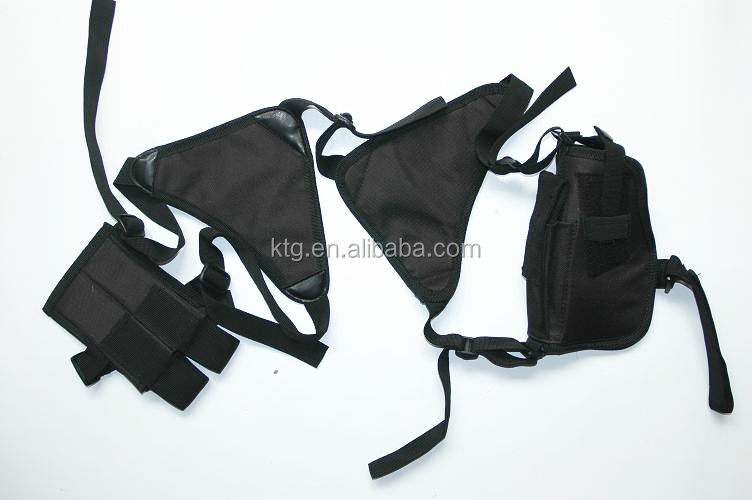 Factory direct sales shoulder holster military holstergun holster