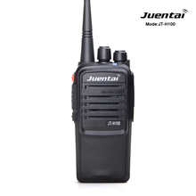 Juentai JT-H100 Security Guard Equipment UHF400-480Mhz 16CH 10W Long Distance Handheld Two-Way Radio Portable Transceiver