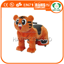 High quality HI CE standard sliding table saw battery operated walking horse motorized-plush-animals toys
