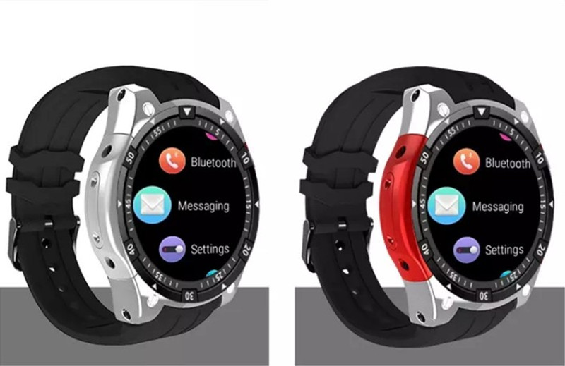 3G Smart Watch X100 Android 5.1 Dual Core Heart Rate GPS WiFi Smartwatch for IOS & Android Phone Watch