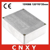Newest china made die cast enclosures 1590BB aluminum box
