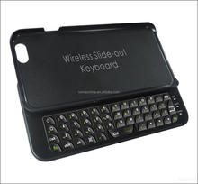 OBOE C139 mobile phone Querty keyboard with top case housing