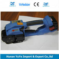 Battery-Powered PET/Plastic Strapping Friction Welding Machine,Manual Hand Strapping Tool