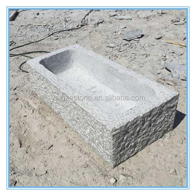 Hot sale Antique Stone Trough for Garden