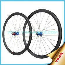 700C carbon bike wheels road/cx Disc brake 88mm oem bicycle wheelset tubular for road DB880C