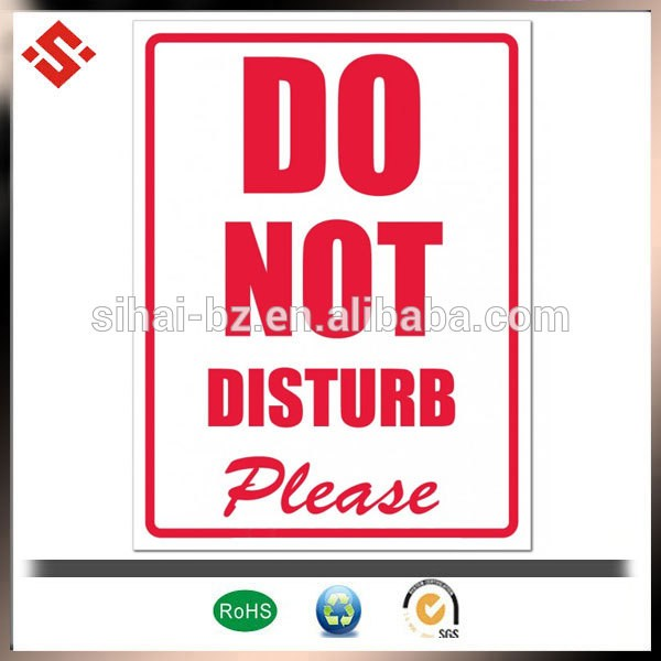 high quality corrugated advertising signs plastic sheet silk-screen printing pp plate hollow sheet
