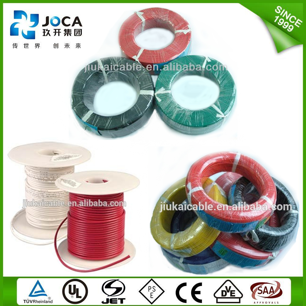 Single Solid Electrical/Pvc Insulation/Air Conditioner/Solar Panel Cable <strong>Wire</strong>