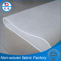 Strict QC Manufacturer Needlepunched Burnish PP PET VISCOSE PE Film Laminated Non Woven Fabric