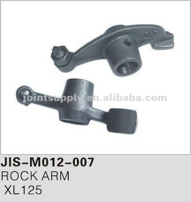 Motorcycle spare parts and accessories motorcycle rock arm for XL125