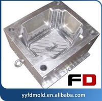 Industrial control cabinet plastic casing instrument casing injection molding