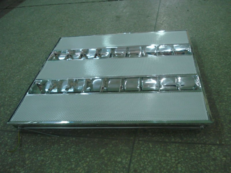 600x600mm t5 grille lamp 2x14w